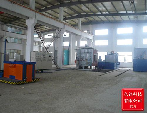 1T炉生产线