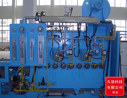 JMR系列燃气炉生产线